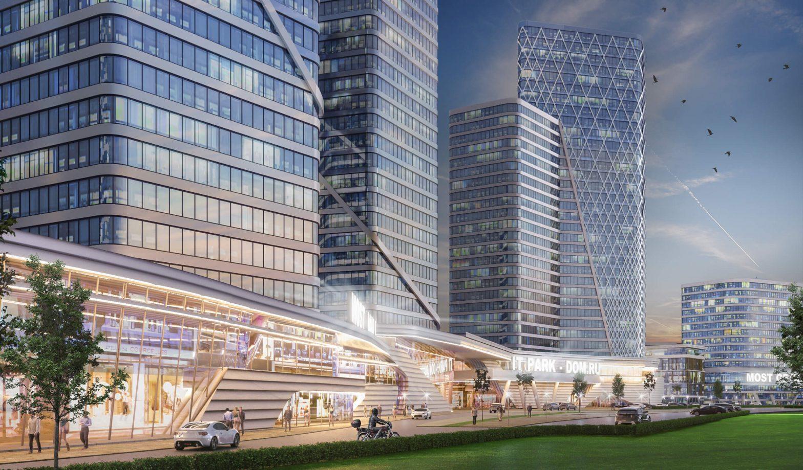 Разработка концепции развития бывшей промышленной территорий под жилую застройку